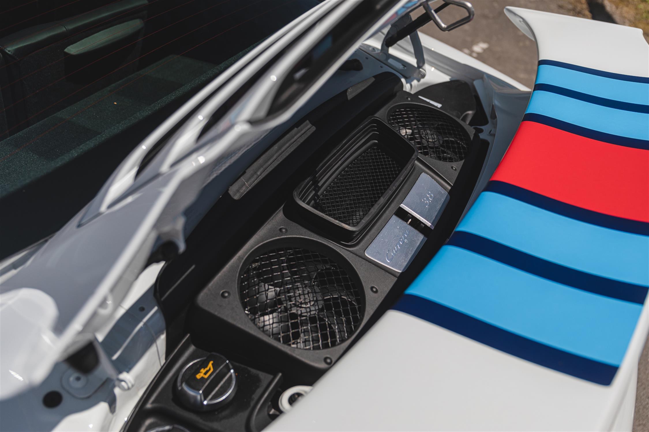 2014 Porsche 911 (991) 3.8 Martini Racing Edition (RHD) - Image 9 of 10