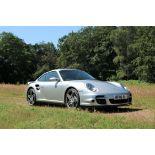 2006 Porsche 911 (997.1) Turbo Coupe (Manual)