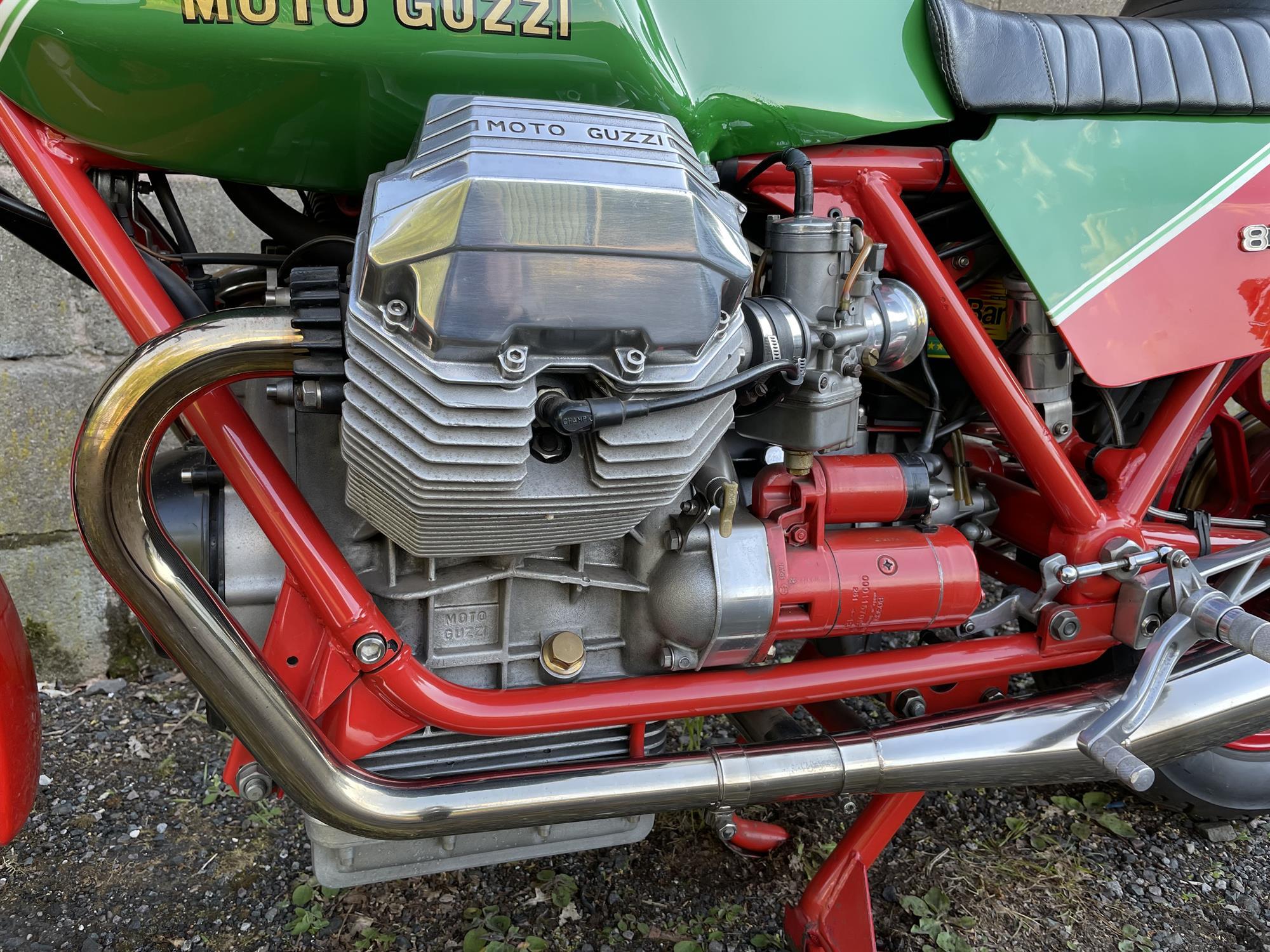 1983 Moto Guzzi 850 Le Mans III - Image 7 of 10