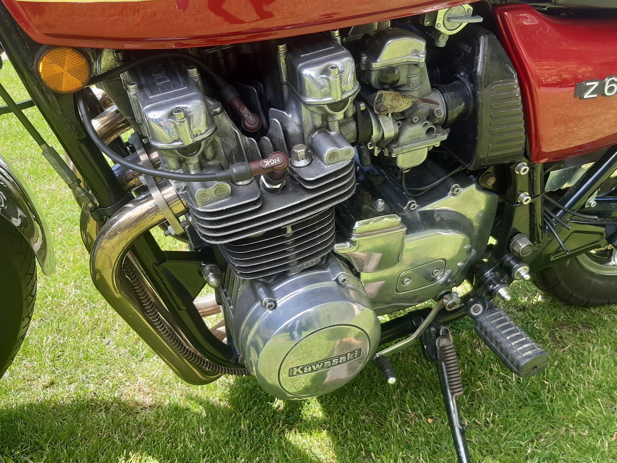 1979 Kawasaki Z650 - Image 8 of 10