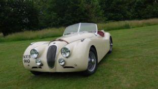 1952 Jaguar XK120 Fast Road Car