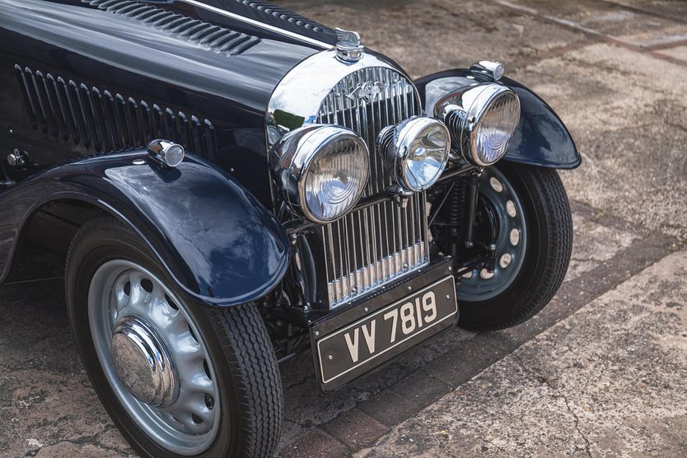 1939 Morgan 4/4 Series 1 'Flat Rad' (1098cc Climax Engine) - Image 10 of 10