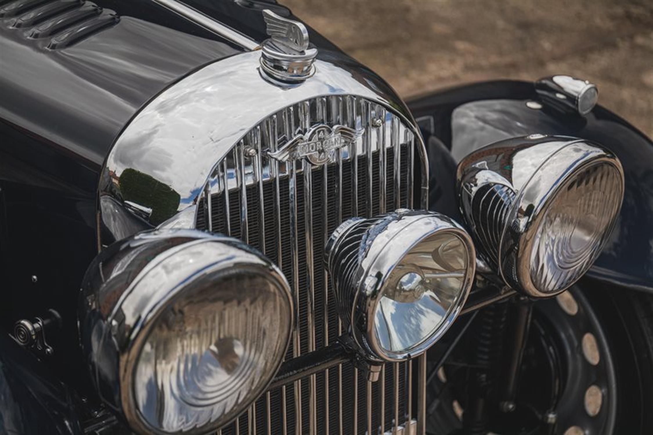 1939 Morgan 4/4 Series 1 'Flat Rad' (1098cc Climax Engine) - Image 9 of 10
