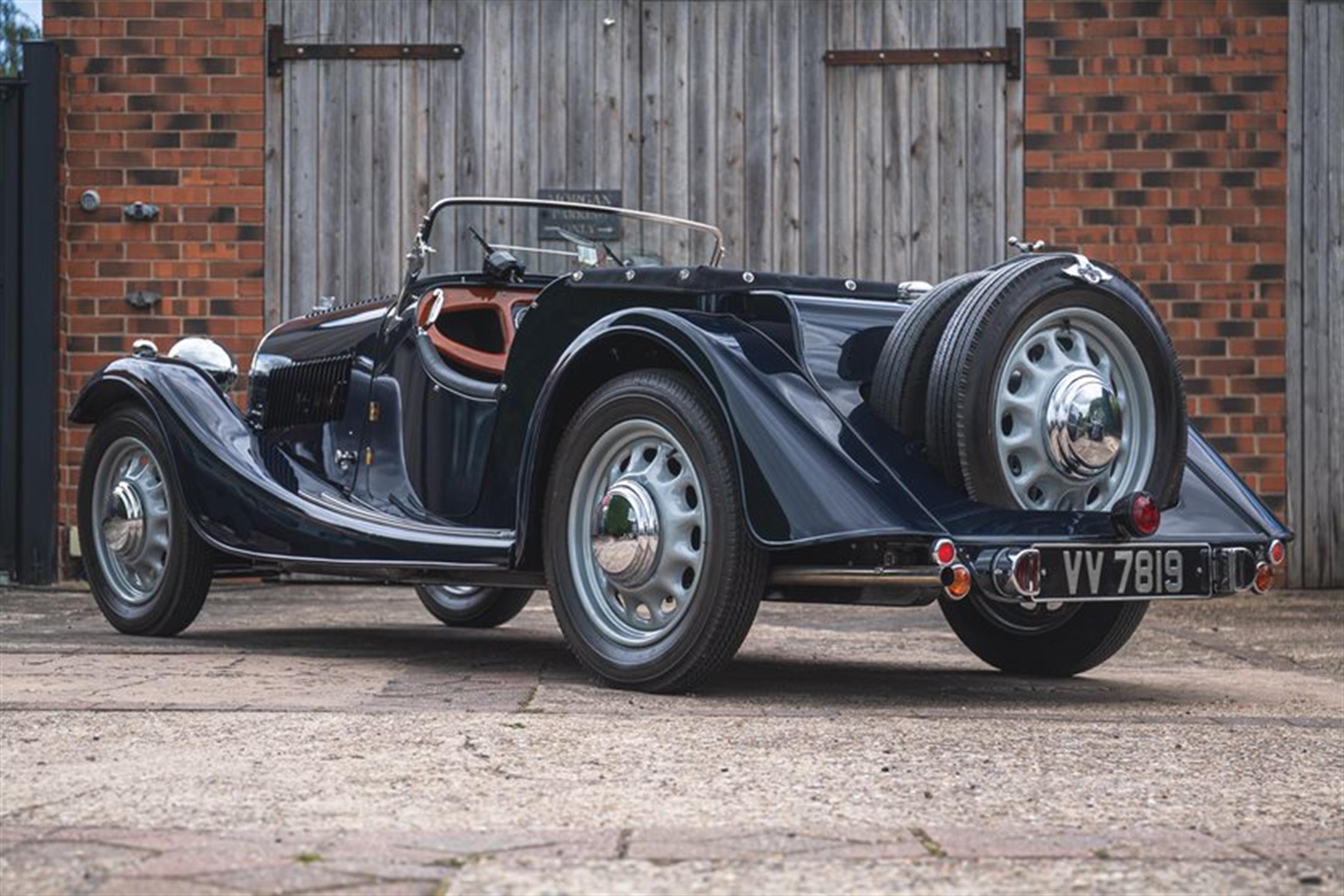 1939 Morgan 4/4 Series 1 'Flat Rad' (1098cc Climax Engine) - Image 5 of 10