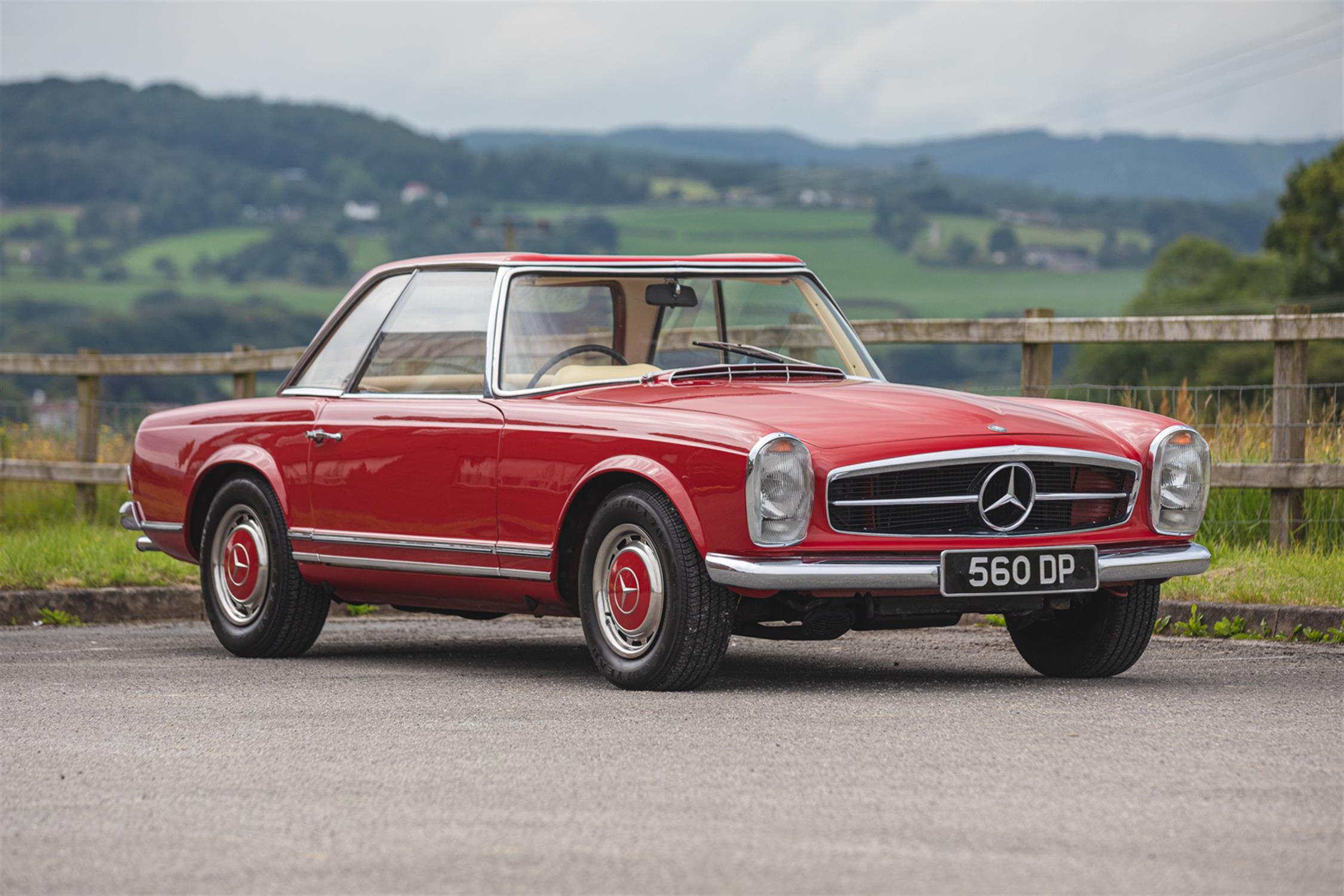 1969 Mercedes-Benz 280SL (W113) - Image 7 of 10
