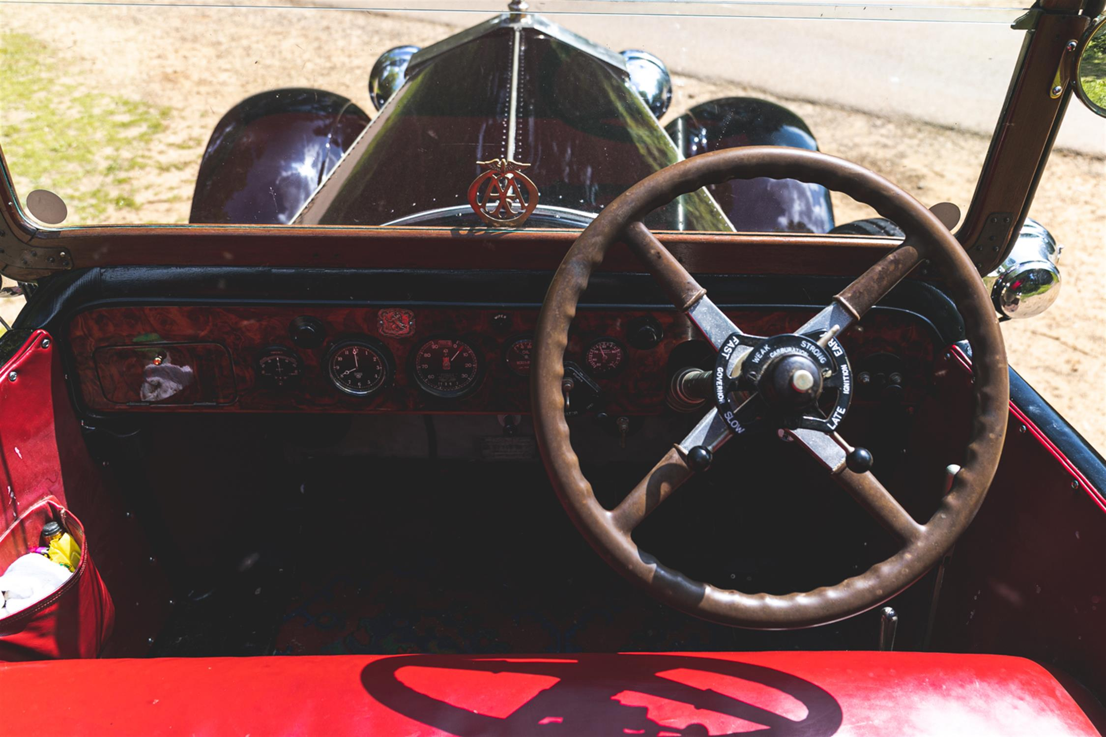 1927 Rolls-Royce Phantom 1 Open Tourer - Image 3 of 10