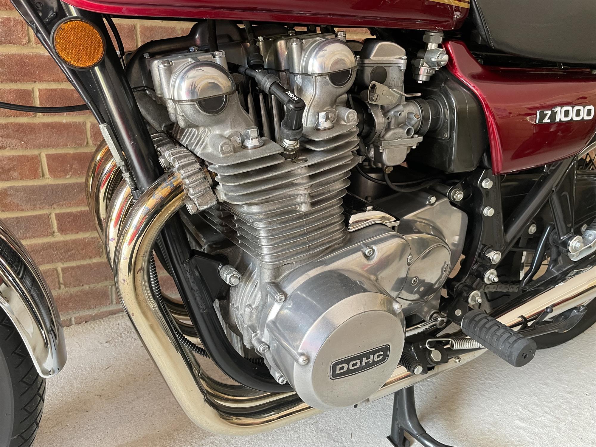 1977 Kawasaki Z1000 A1 - Image 7 of 10