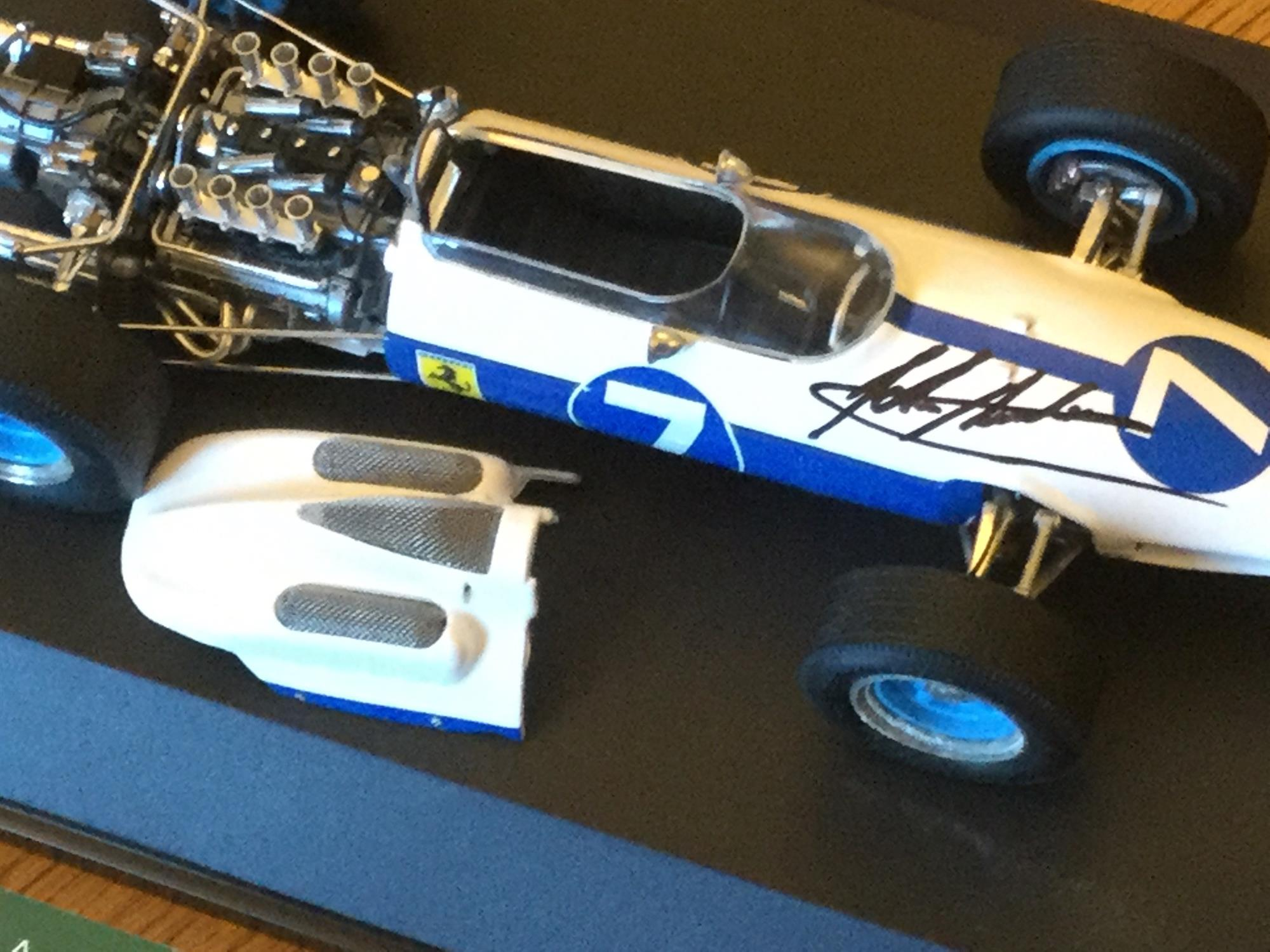 Superb John Surtees Tribute Collection of Models and Memorabilia - Image 6 of 8