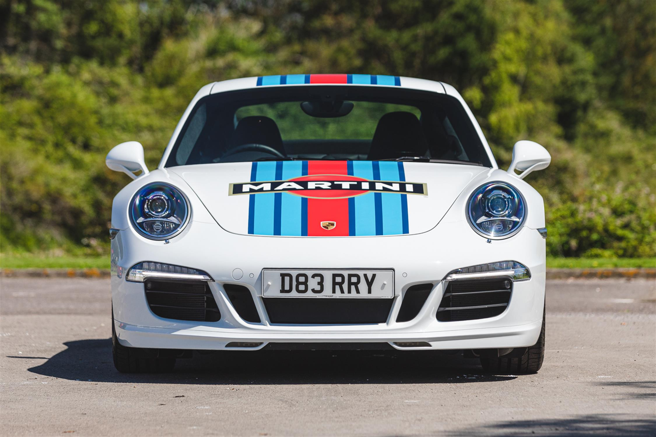 2014 Porsche 911 (991) 3.8 Martini Racing Edition (RHD) - Image 2 of 10