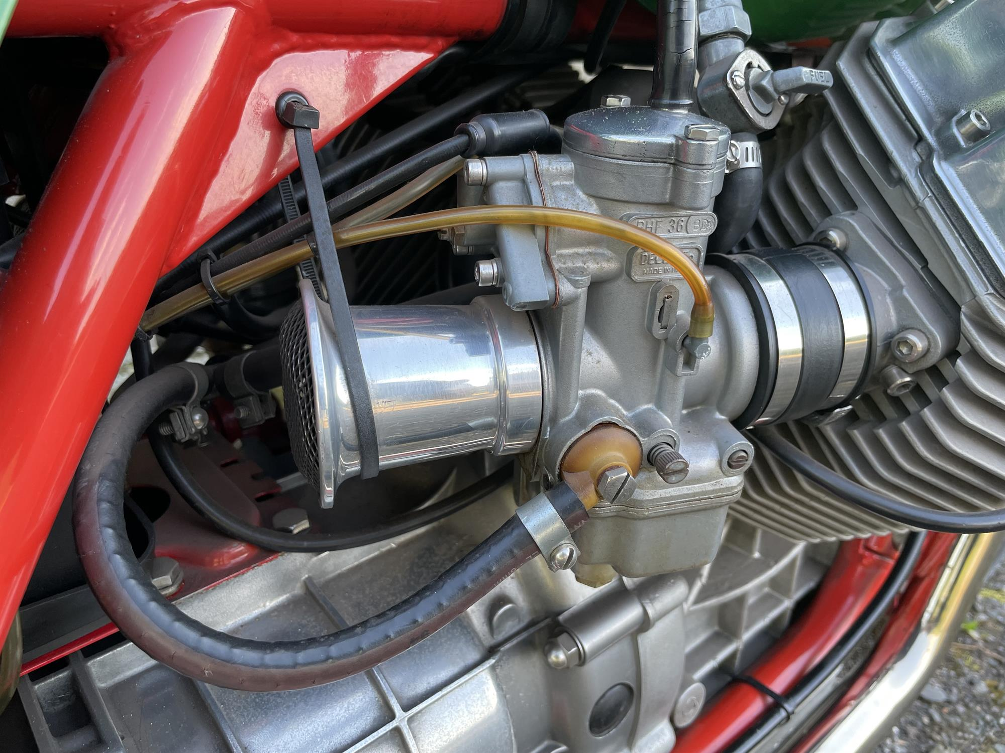 1983 Moto Guzzi 850 Le Mans III - Image 9 of 10