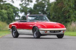1972 Lotus Elan Sprint DHC