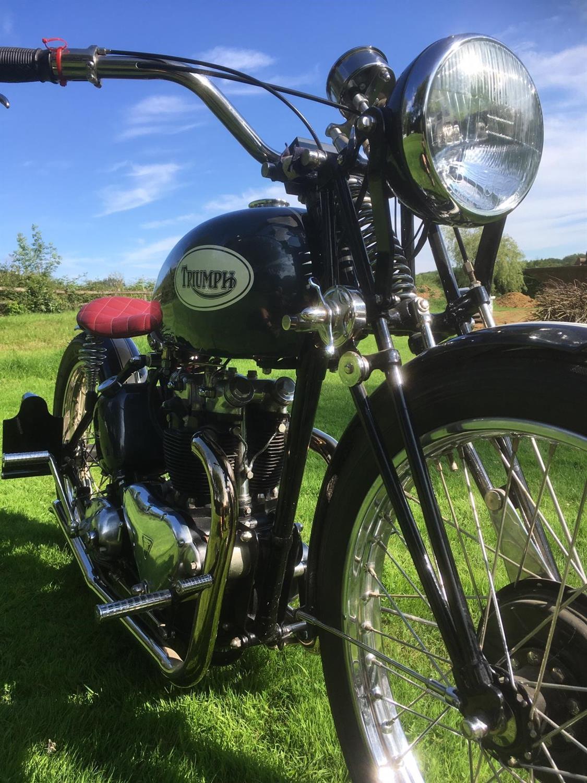 1952 Purdy Triumph 500 - Image 8 of 10