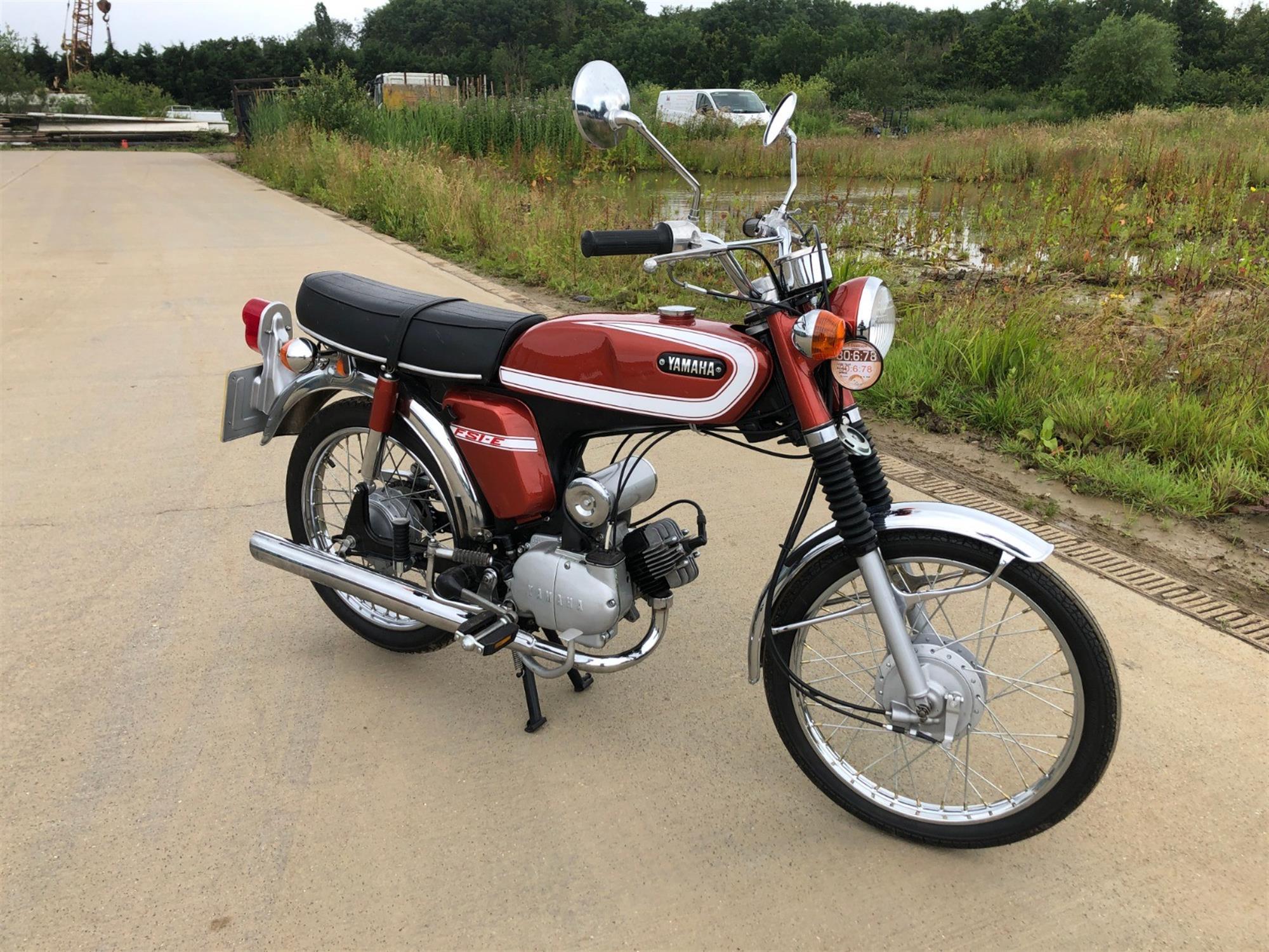 1977 Yamaha FS1-E - Image 3 of 8