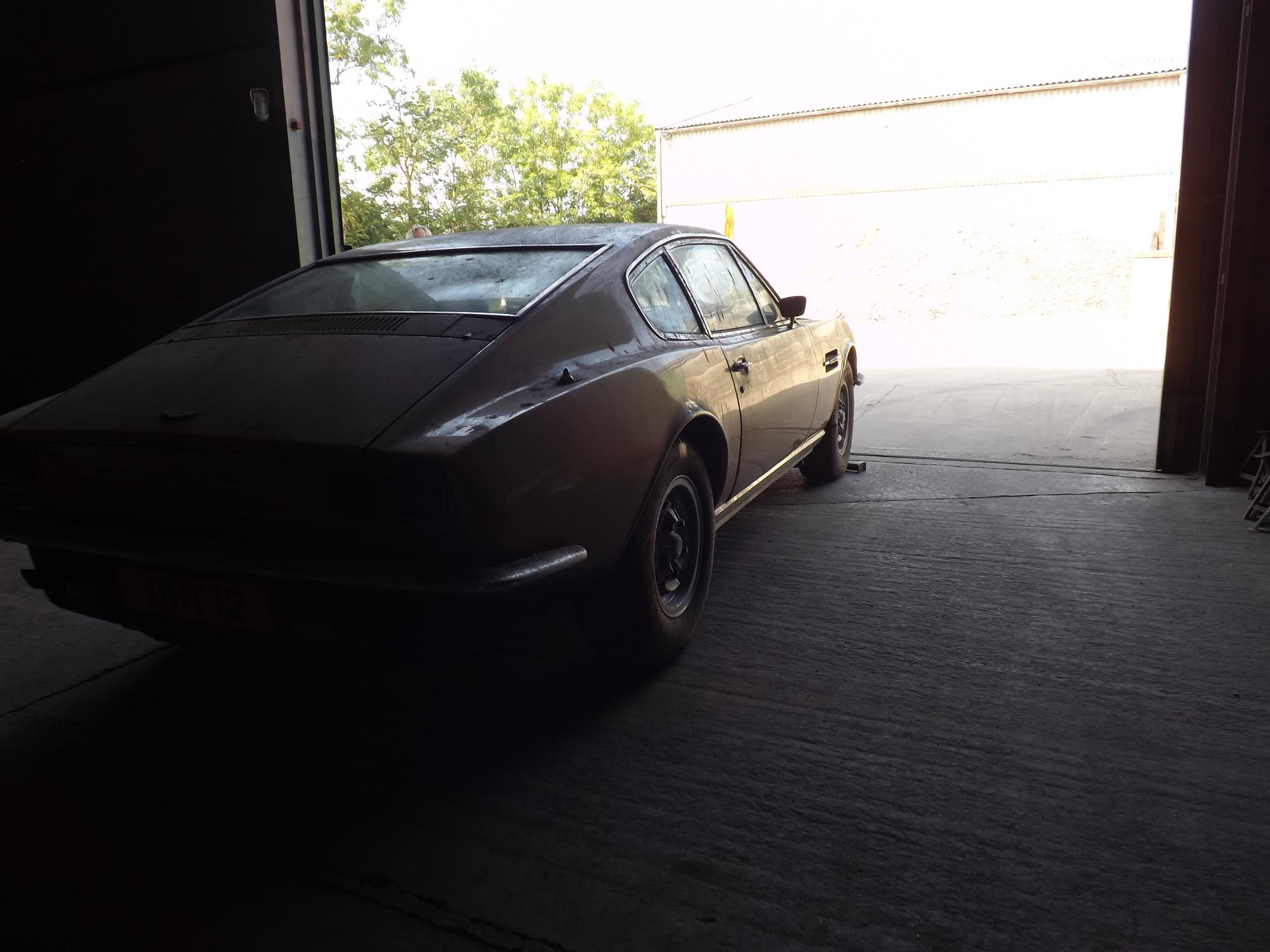 1973 Aston Martin AM V8 - Garage Find - Image 7 of 13