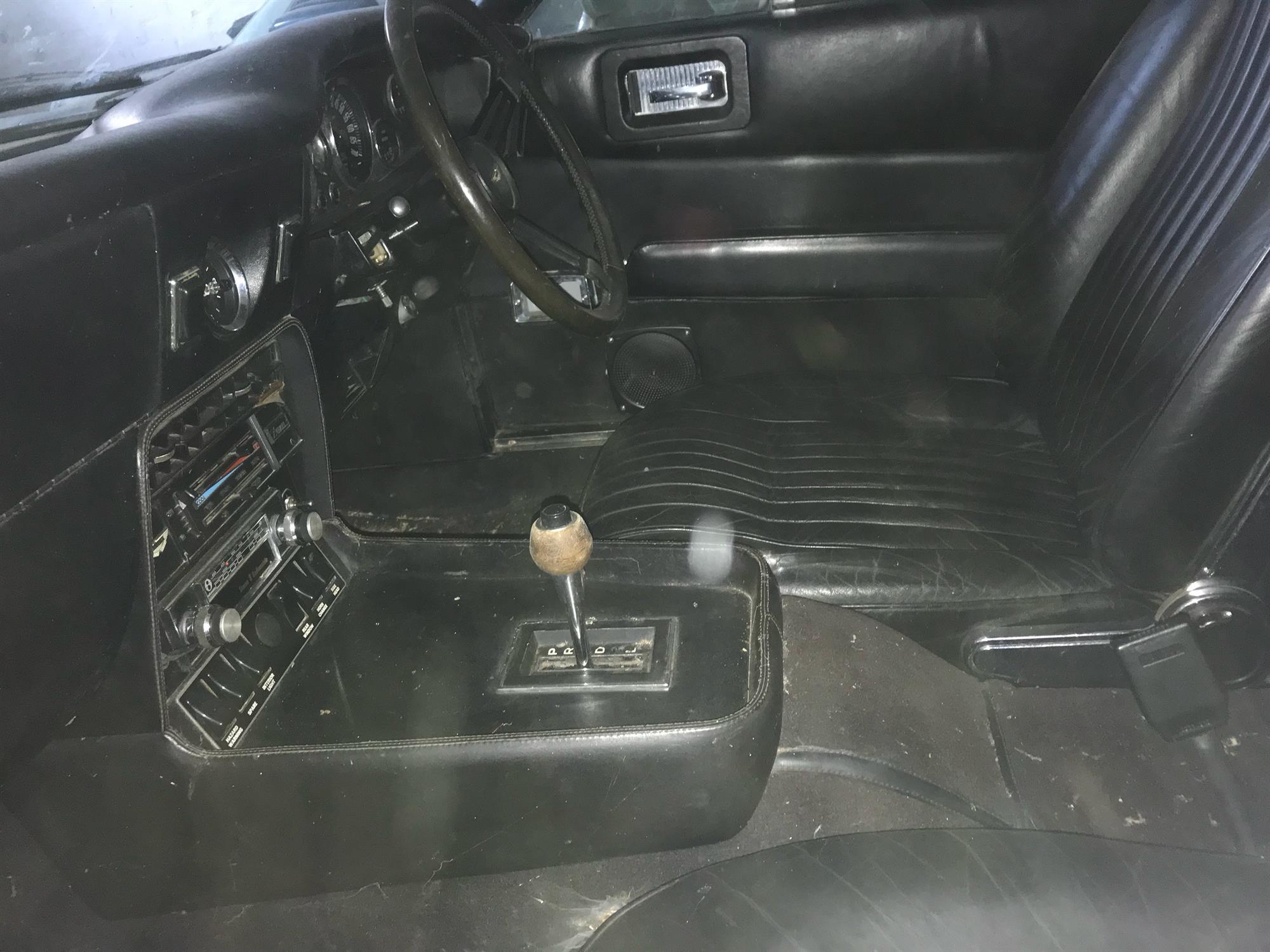 1973 Aston Martin AM V8 - Garage Find - Image 10 of 13