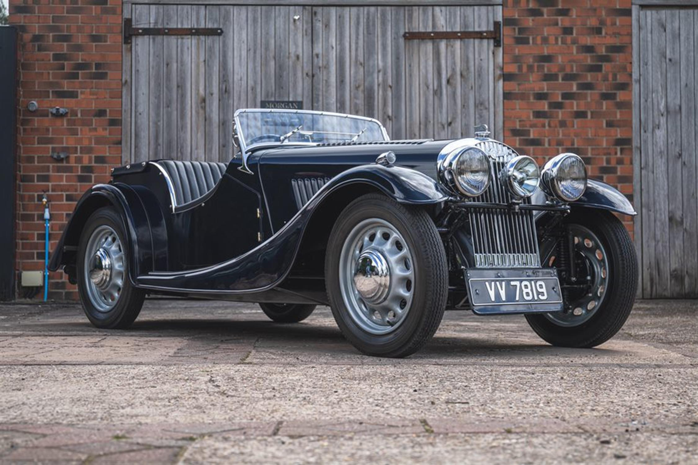 1939 Morgan 4/4 Series 1 'Flat Rad' (1098cc Climax Engine)