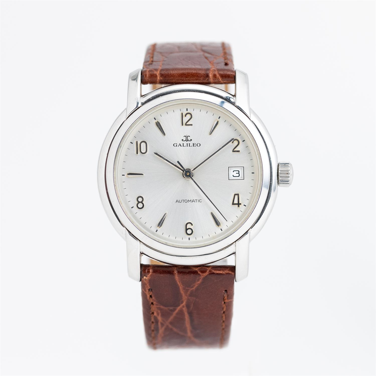Galileo Stainless Steel Automatic