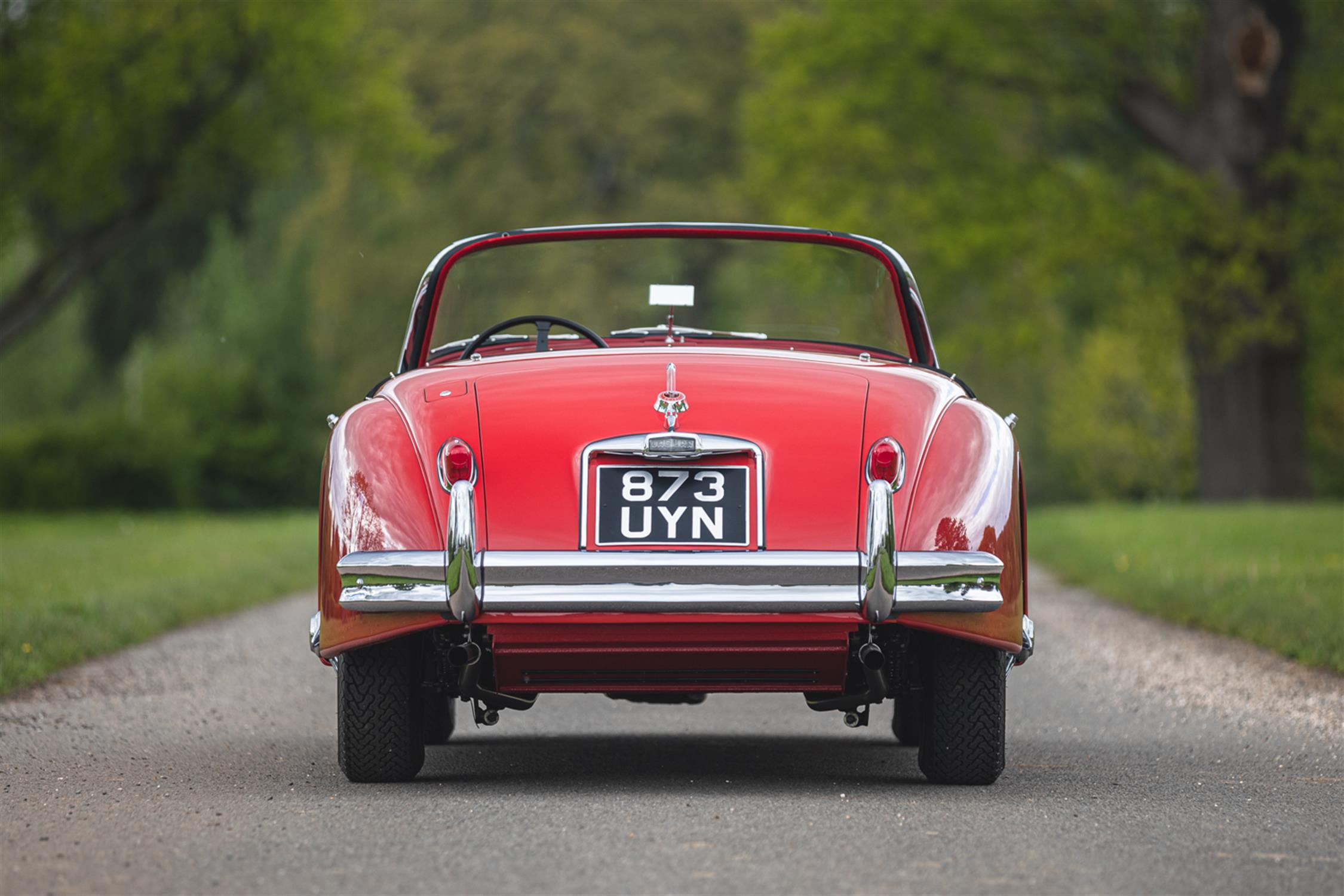 1958 Jaguar XK150 3.4-Litre 'S' Roadster (LHD) - Image 7 of 10