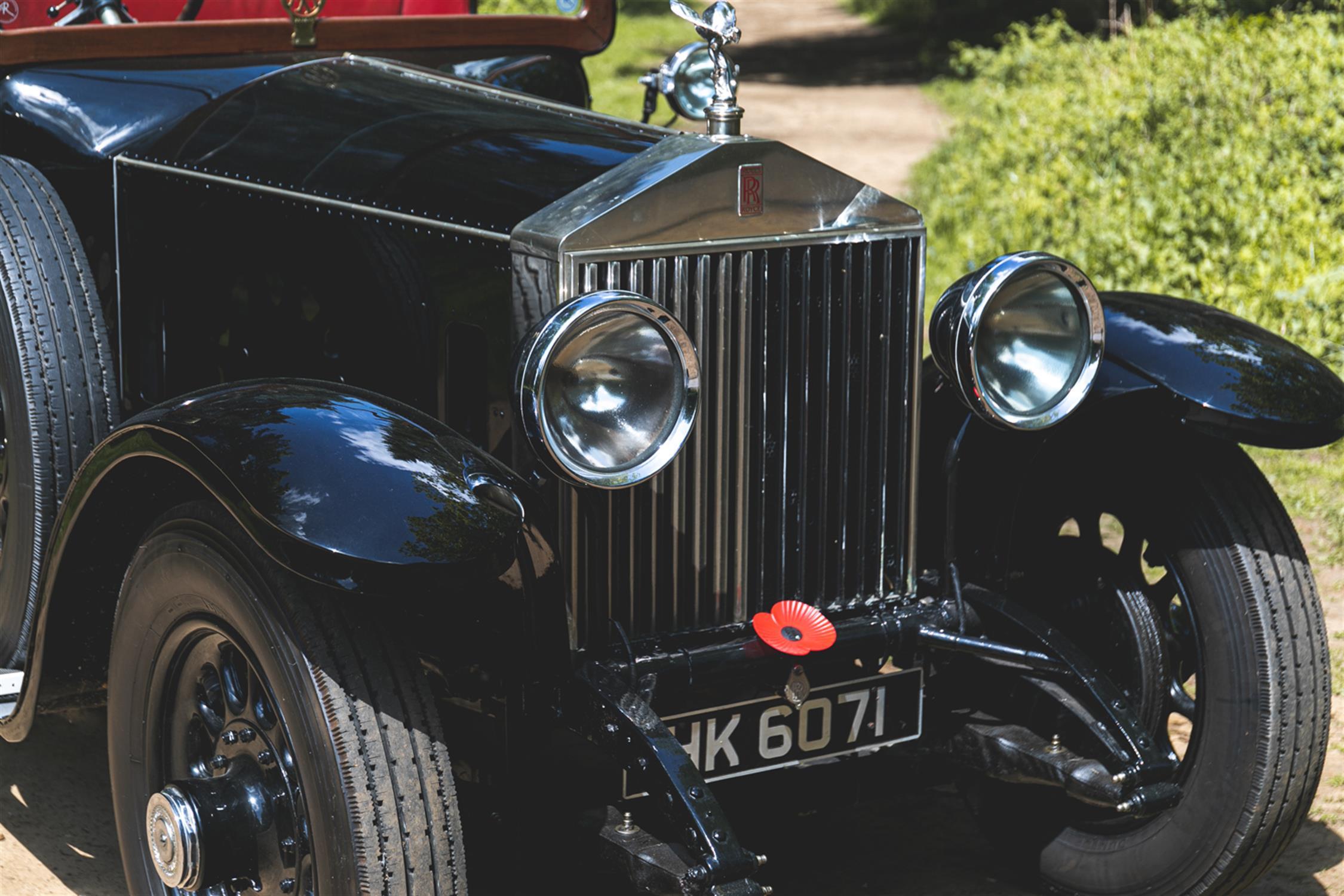 1927 Rolls-Royce Phantom 1 Open Tourer - Image 8 of 10