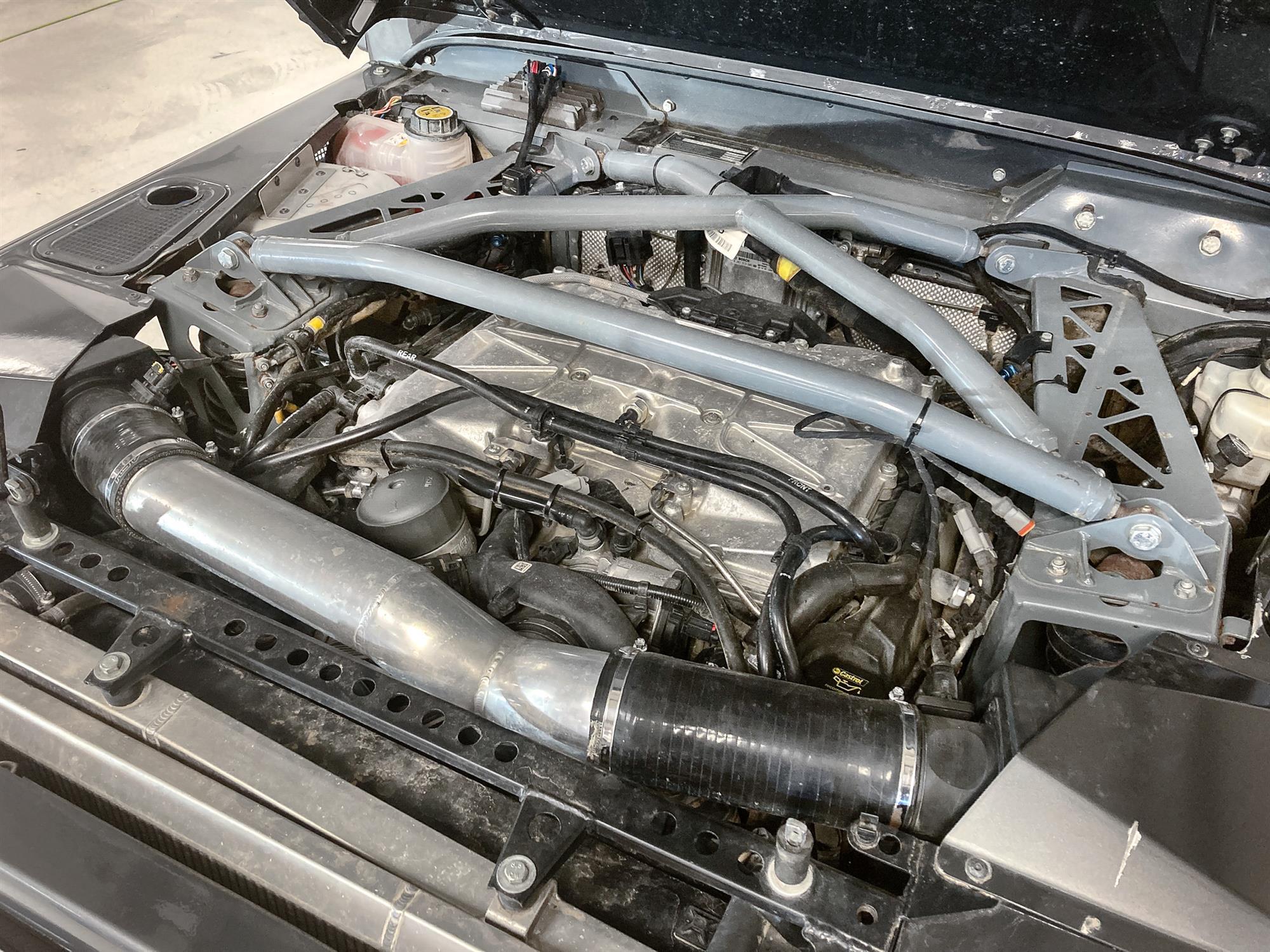 2016 Bowler CSP V8 Prototype 'P1' - Image 7 of 14