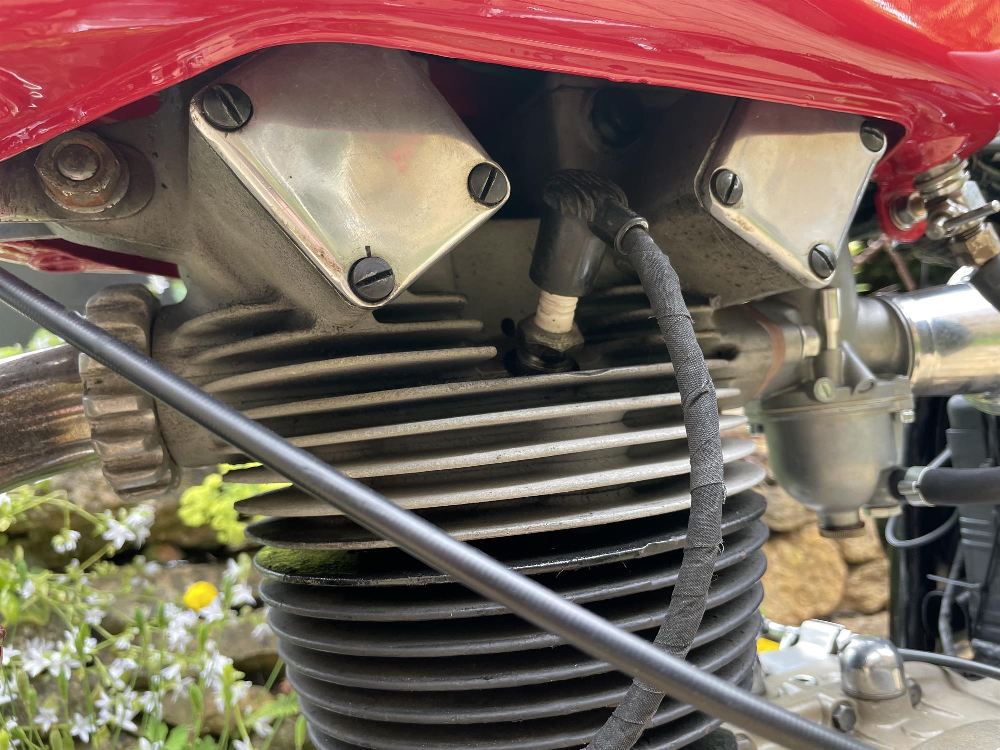 1954 Gilera Saturno Sport 500cc - Image 3 of 10