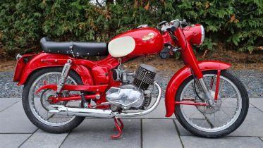1955 Ducati 98 Sport Special