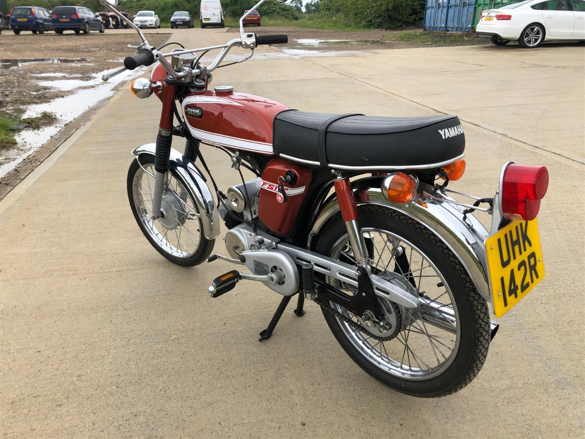 1977 Yamaha FS1-E - Image 4 of 8