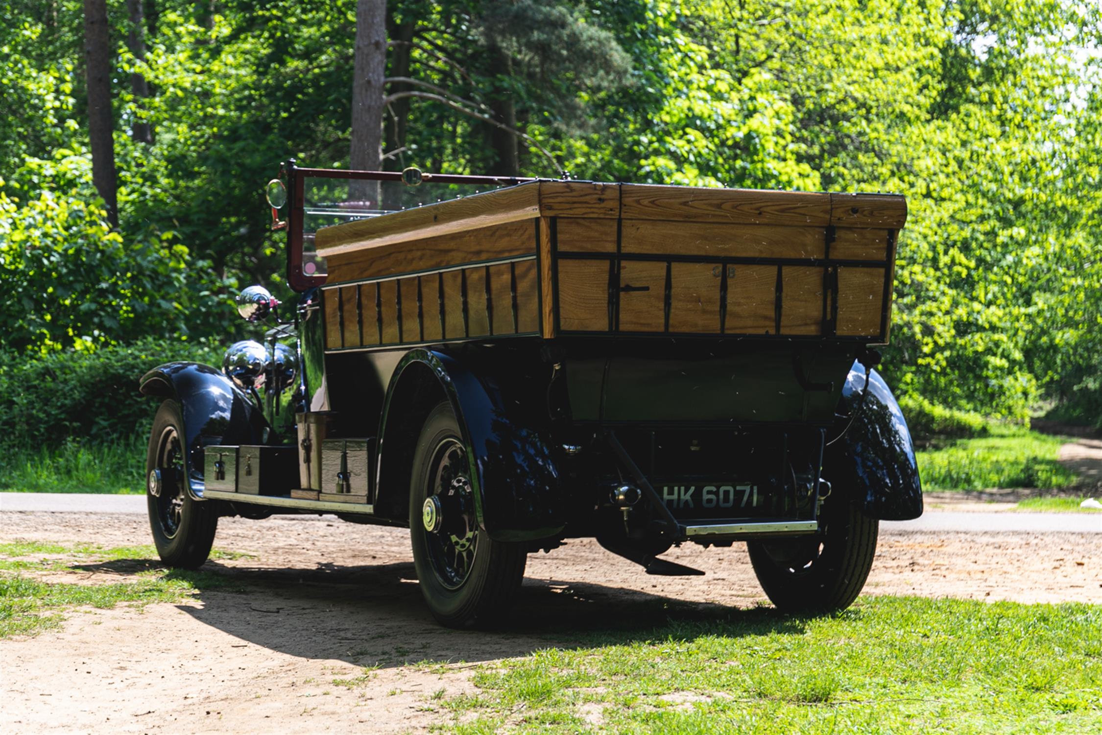 1927 Rolls-Royce Phantom 1 Open Tourer - Image 2 of 10
