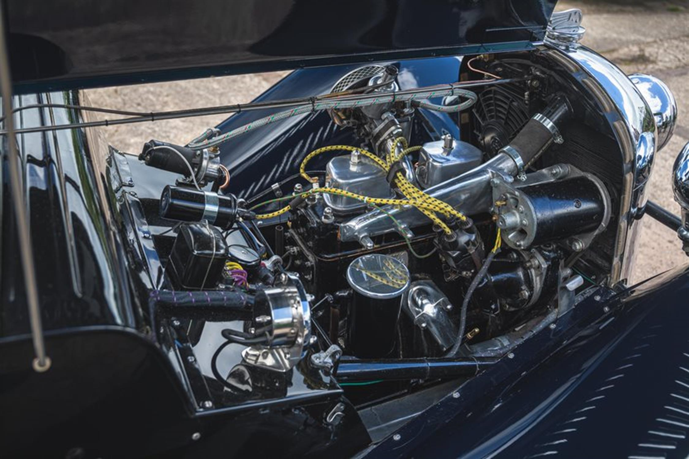 1939 Morgan 4/4 Series 1 'Flat Rad' (1098cc Climax Engine) - Image 4 of 10
