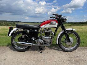 1960 Triumph TR6 Trophy