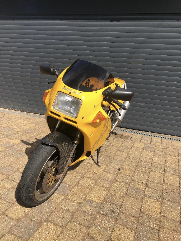 1994 Ducati 900 Superlight III - Image 6 of 8