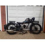 1930 Triumph SD 550