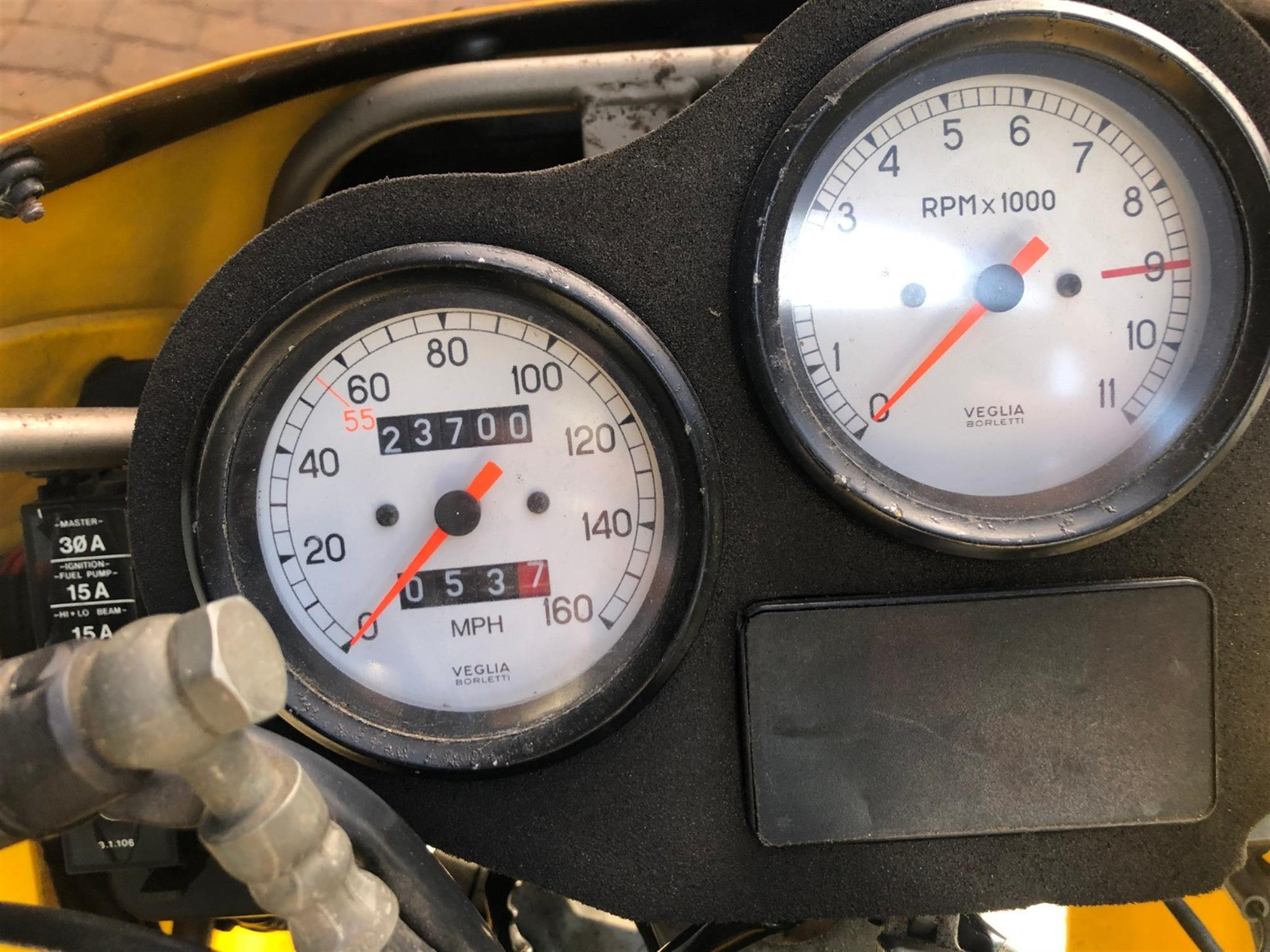 1994 Ducati 900 Superlight III - Image 3 of 8