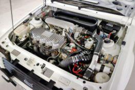 1983 Ford Escort RS1600i
