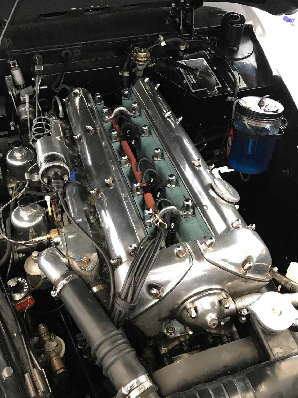 1960 Jaguar XK150 SE 3.4 FHC - Image 6 of 6