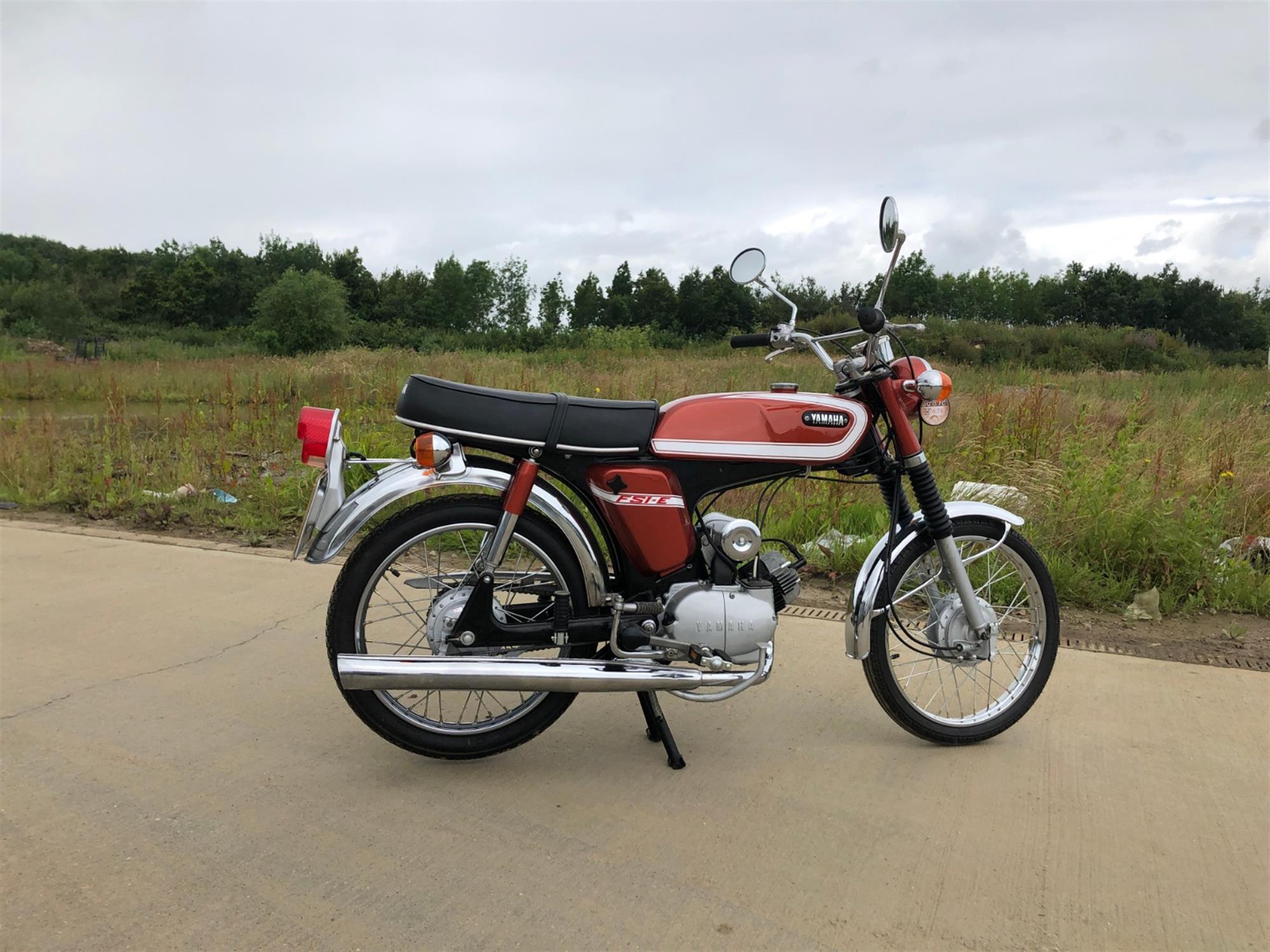 1977 Yamaha FS1-E