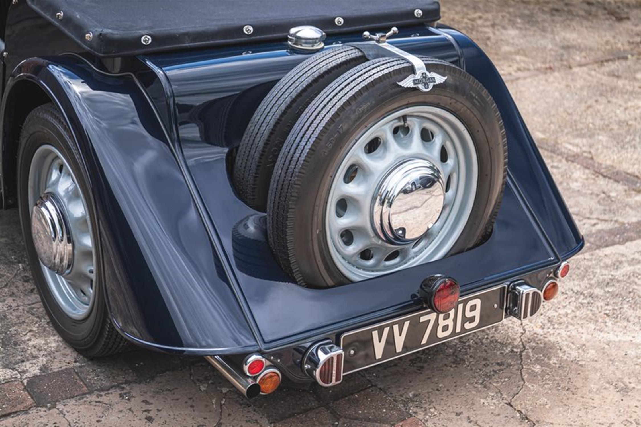 1939 Morgan 4/4 Series 1 'Flat Rad' (1098cc Climax Engine) - Image 8 of 10