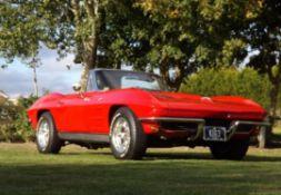 1963 Chevrolet Corvette C2 Sting Ray