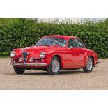 1954 Alfa Romeo 1900C Super Sprint Series 2 Coupe