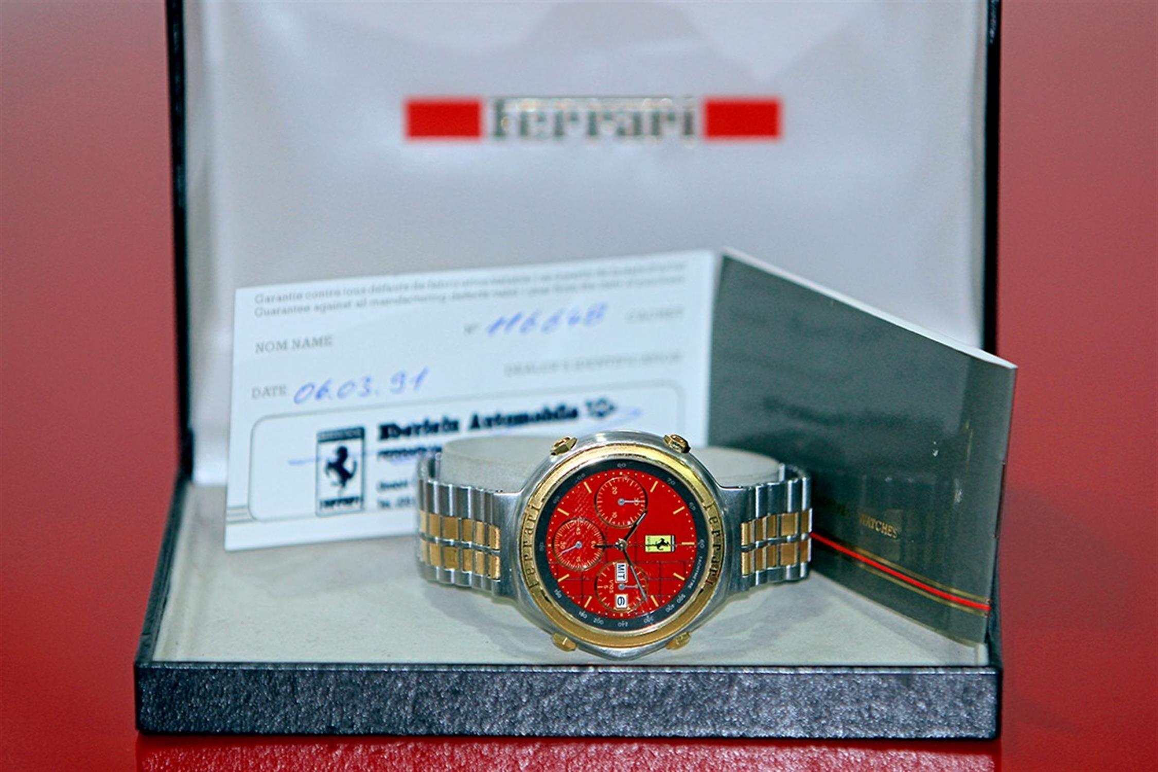 1991 Ferrari Testarossa - 1,829 Kilometres From New & Classiche'd - Image 5 of 15