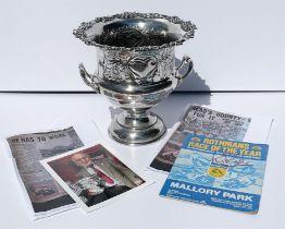 Phil Read Trophy, Replica Helmet and Programme