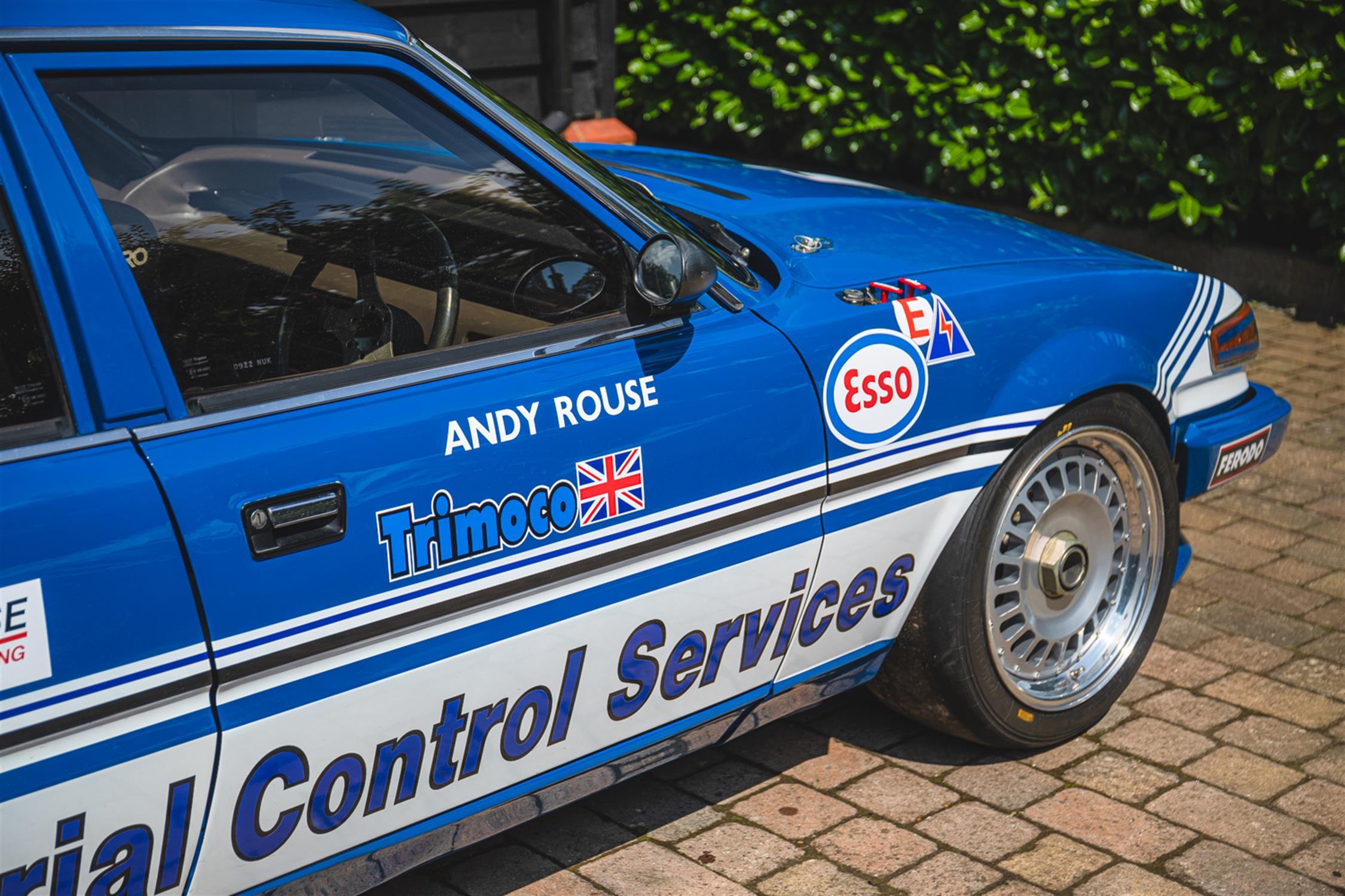 BTCC Championship-Winning 'Group A' ICS Rover Vitesse - Ex-Andy Rouse - Image 7 of 12