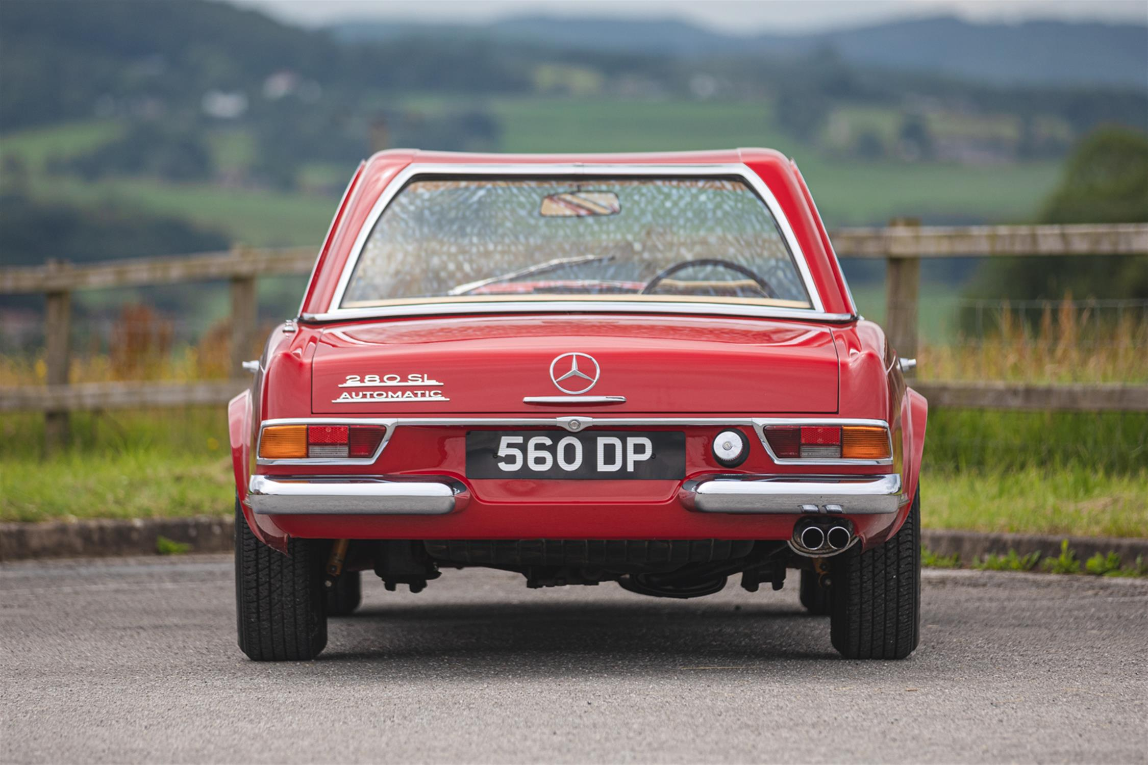 1969 Mercedes-Benz 280SL (W113) - Image 2 of 10