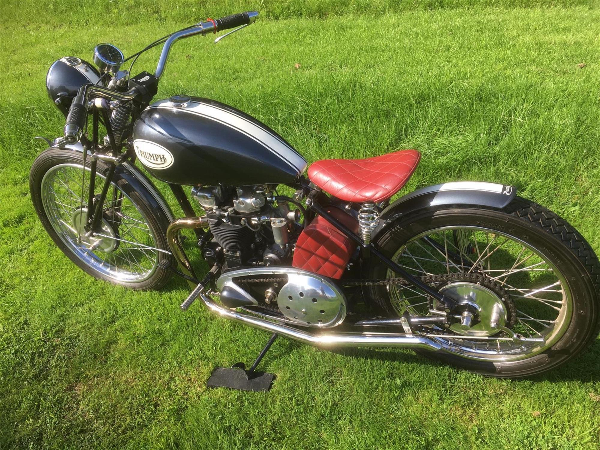 1952 Purdy Triumph 500 - Image 2 of 10