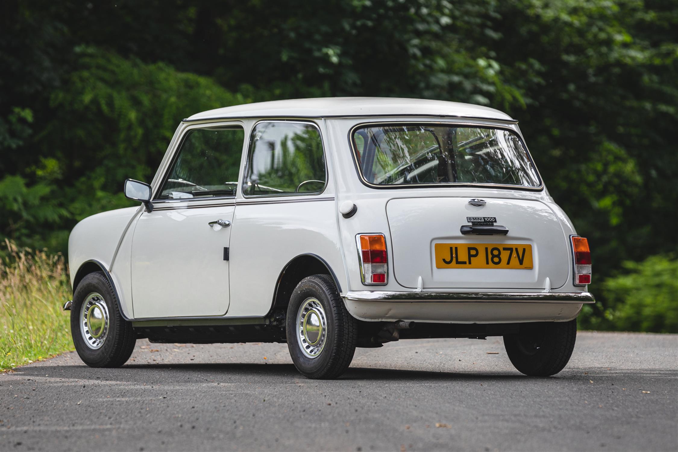 1979 Austin Mini 1000 (Auto) - 2,699 Miles - Image 2 of 10