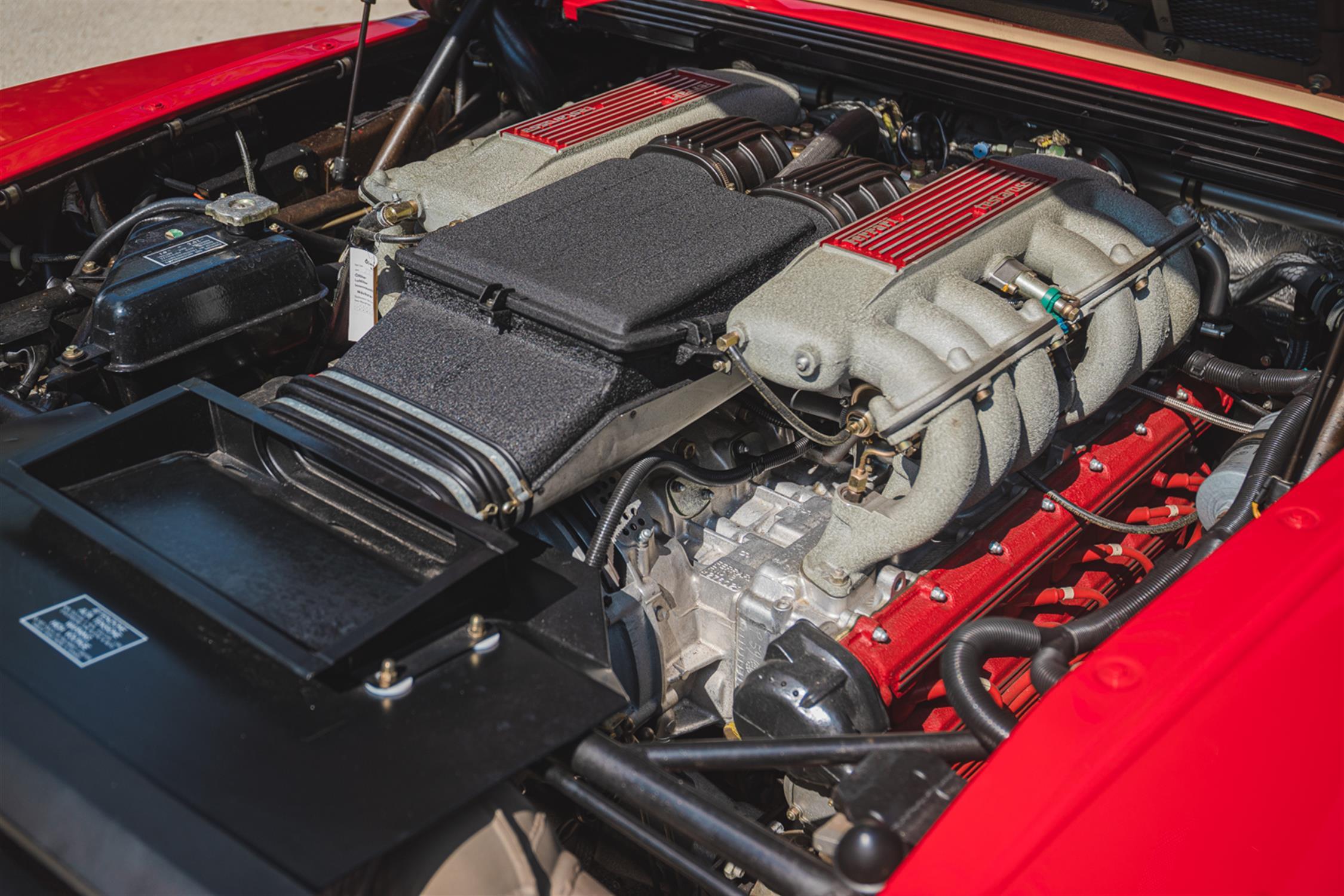 1991 Ferrari Testarossa - 1,829 Kilometres From New & Classiche'd - Image 13 of 15