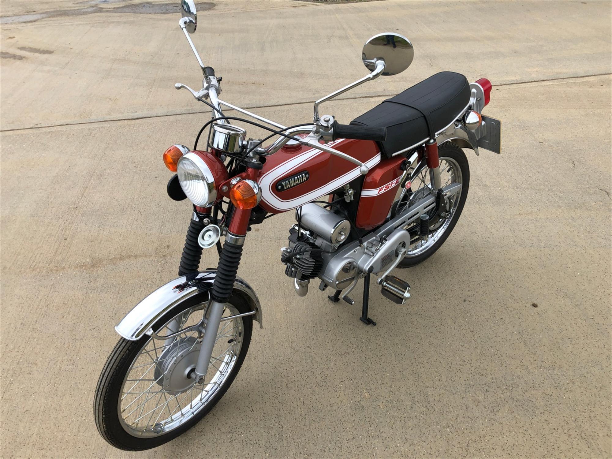 1977 Yamaha FS1-E - Image 5 of 8
