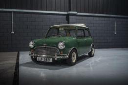 1967 Mini Cooper 1275 S