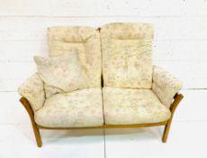 Ercol two seat sofa