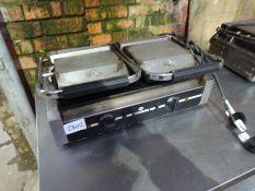 Chefmaster twin pannini press